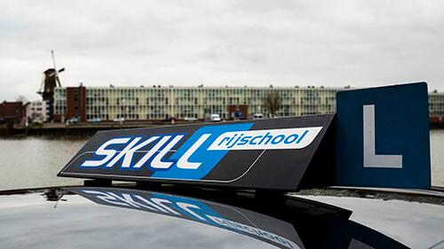 RijschoolSkill | Rijles Dordrecht | Dordrecht en omgeving